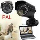 1300TVL HD Color Outdoor CCTV Surveillance Security Camera IR Night Video PAL@PN