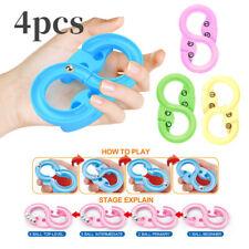 4pcs Children's Palm Mini Track Ball Educational Toy Sensory Educational Toys Uk
