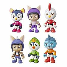 TOP WING - 6 FIGURE COLLECTORS PACK NEW