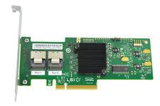 IBM serveraid m1015 sata/sas HBA Contrôleur raid 6 Gbits/s pcie x8 comme 9220-8i