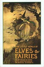 The Little World Of Elves & Fairies Illustrated By Ida Rentoul OUTHWAITE