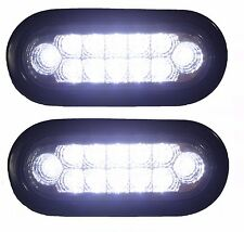 "2- 6"" Backup / Reverse Lights High and Low Settings Life Time Warranty"