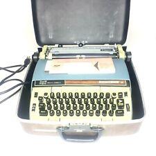 VTG Vintage Smith Corona 210 Automatic Typewriter with Sturdy Case