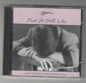 Audio CD: Not a Still Life: Live at the Great American Music Hall, Ferron. -Good