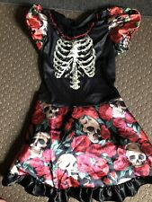 Halloween Girls Dawn Of The Dead Dress Age 8 Years