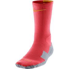 Nike Unisex Stadium Soccer Crew  Socks SM (Women's Shoe 4-6)