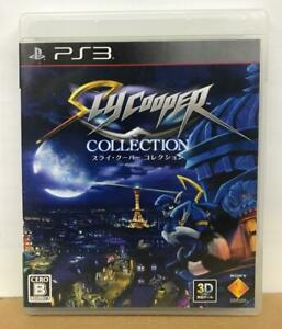 PS3 Sly Cooper Collection 30617 Japanese ver from Japan