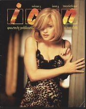 MADONNA ICON   FAN CLUB MAGAZINE VOLUME 5 ISSUE 4 1995