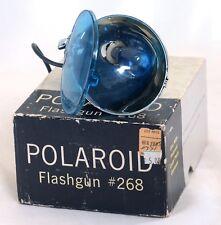 Polaroid Flashgun #268 Vintage Lighting Accessory in Original Box