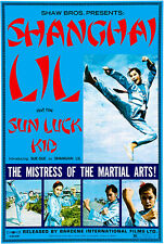 Shanghai Lil And The Sun Luck Kid - 1973 - Movie Poster