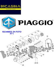 127730013 - ORIGINALE PIAGGIO FRIZIONE COMPLETA APE CALESSINO 400 CLASSIC 14-16