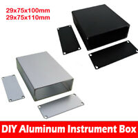 XD-51 Aluminum Instrument Box Enclosure Electronic Project Case 4 Type