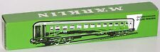 "MÄRKLIN H0 00796-04 "" Tin Plate "" D Dare Train 2nd Class the ÖBB - NEW + OVP"
