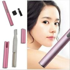 Bikini Line Hair Trimmer Electric Shaver Portable Eyebrow Face Lady Body Razor