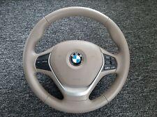 Lenkrad Multifunktion Sport BMW F20 F21 F30 F31 F34 F32 F33 F36 mit Airbag Braun