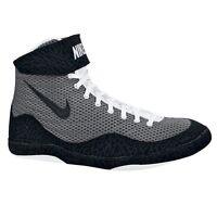 Nike Inflict Wrestling Shoe - Grey/black - size 15 - 325256-001