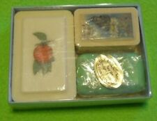 French Milled Soap ~ Box of 3 ~
