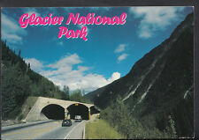 Canada Postcard - Tupper #1 Snowshed, Highway, Glacier National Park B2373