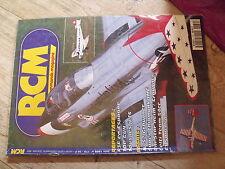 "$$ Revue RCM N°170 Plan gratuit ""Sunday""  Ju 52  Super chipmunk  Uni Star Heim"