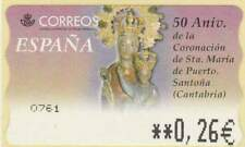 Spanje postfris 2003 MNH Automaat 112 - Madonna van Santona