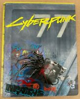 Cyberpunk 2077 Collector's Edition Steelbook Case(NO GAME)