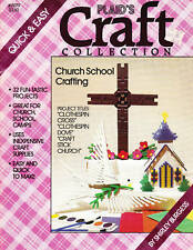 Plaid'S Craft Collection Church School Clothespin Crafting Noahs Ark