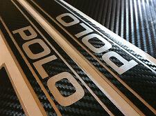 Folien Einstiegsleiste Carbon Silber Polo 9N 9N2 IV 9N3 6R 6C Universal