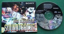 Movie Blockbusters Soundtracks Byrds Indigo Girls Morricone Luther Vandross + CD