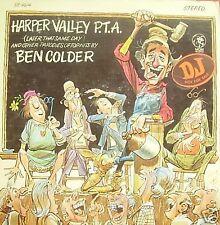 MRS.JOHNSON SOCKS-THE HARPER VALLEY P.T.A. LP VINILO