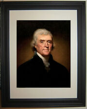 President Thomas Jefferson Founding Fathers Framed Photo Picture