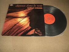"""@ NOELLE CORDIER 33 TOURS LP 12 """" FRANCE CHEVEUX DANS LE VENT *LEO FERRE LEGRAND"""