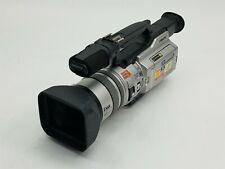 Sony Digitial Handycam DCR-VX2000 NTSC Mini DV Tape 3CCD Camcorder Only