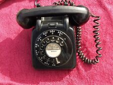 FIVE VINTAGE RETRO ROTARY DIAL HOME TELEPHONES