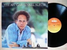 The Art Garfunkel Album UK LP I Only Have Eyes For You Bright Eyes CBS 1984 NM