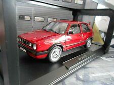 VW Volkswagen Golf GTI MKII 2  3-Türer 1990 red rot Norev 188438 NEU 1:18