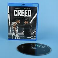 Creed DVD + Blu-Ray - With Sylvester Stallone as Rocky Balboa - Bilingual