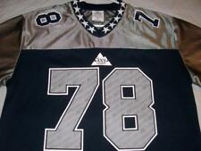 Coors Light 78 Beer Blue Silver BioWorld Football Jersey Men's Large used
