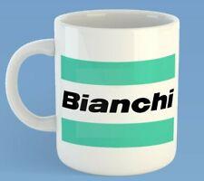Bianchi Mug Cycling Vintage Cup Bike Hoody T Shirt Top Retro Jersey Eroica