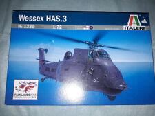 Italeri 1330 1/72 Westland Wessex HAS.3 falklands helicopter