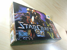 StarCraft 64 - Komplett/OVP Nintendo 64 N64