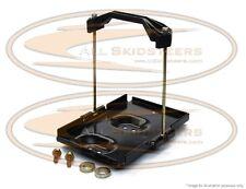 Bobcat S130 Battery Tray Hold Down Kit Bracket Skid Steer Loader Pan Plate