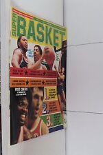 Rivista  SUPER BASKET anno 1982 numero 10