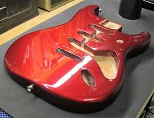 Fender Classic 50's Lacquer Strat BODY Candy Apple Red Nitro Finish 57 RI Guitar