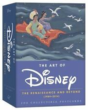The Art of Disney : The Renaissance and Beyond (1989 - 2014) by Disney and...