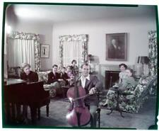 Alfred Wallenstein Cellist Cello Player Old Music Photo Transparency 633B
