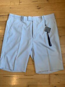 G/fore G4 Golf Core Club Shorts Baja Blue W38 RRP £95