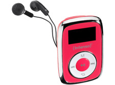 INTENSO Music Mover Mp3-Player 8 GB Pink NEU OVP