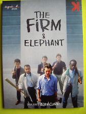 DVD          THE FIRM   +  ELEPHANT    un film de ALAN CLARKE