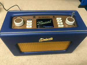 USED Roberts Revival iStream 3 Blue (D04P)