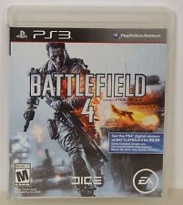 PS3 Battlefield 4 ~ Sony PlayStation 3 ~ Video Game